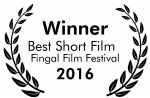 Deirdre wins Fingal Film Festival